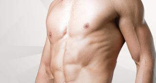 男性の脂肪吸引